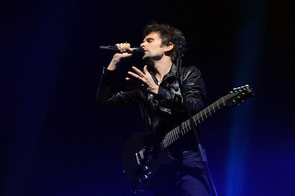 Muse Open U.S. Tour With a Bang
