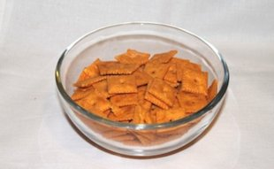 Cheese and Sandwich Crackers