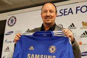 Benitez: I'm at Chelsea to win trophies