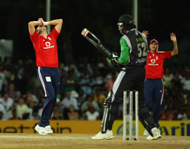 Stanford Superstars v England - Stanford Twenty20 Super Series