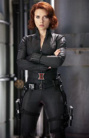 Ew! Scarlett Johansson Compares The Avengers Catsuit to Sweaty Pajamas