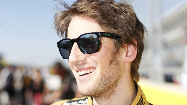 Formula 1 - Lotus retains Grosjean for 2013
