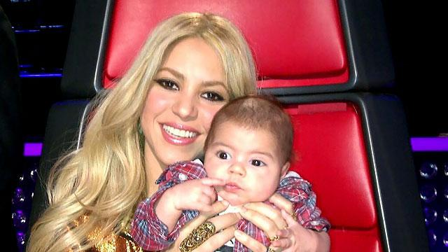 Shakira's Secret To Motherhood