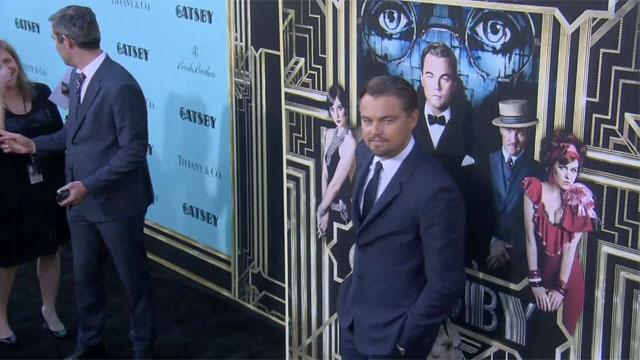 'The Great Gatsby' Black Carpet Highlights