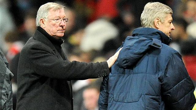 Football - The rivalries that fuelled Ferguson's desire