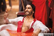 Ranveer Singh's bare body too hot to handle!