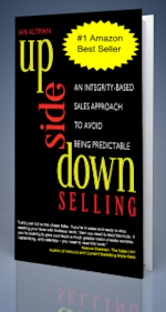 The Anatomy of a Highly Effective Sales Call image upside down selling