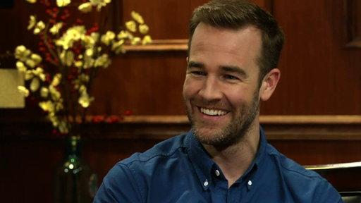 "Actor James Van Der Beek Talks About Getting the Title Role On ""Dawson's Creek"""