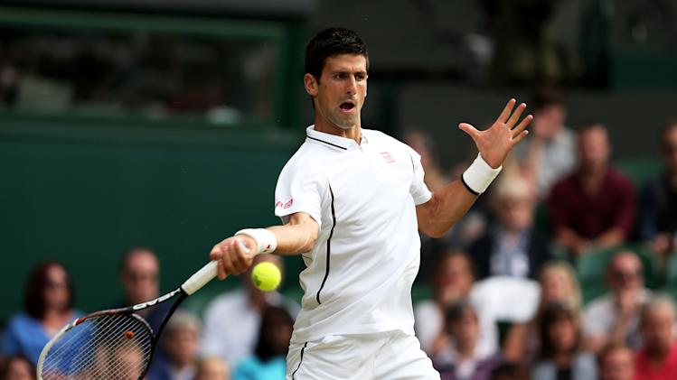 The Championships - Wimbledon 2013: Day Six