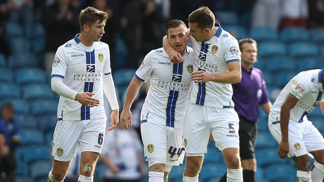 Championship - Leeds put four past Birmingham