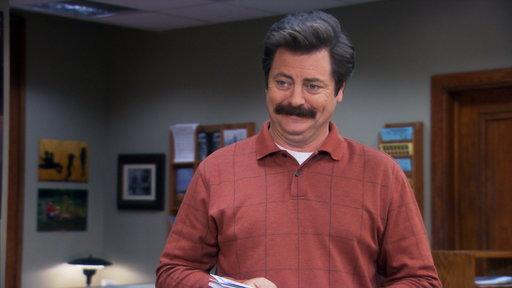 The Many Emotions of Ron Swanson, Part 2