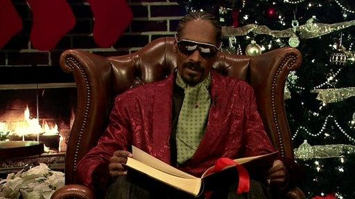 Snoop Dogg Reads the Grinch