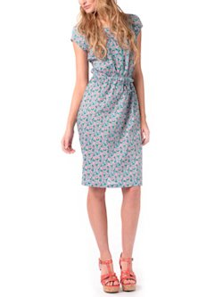 Bella Bird Seaside Village Woven Dress