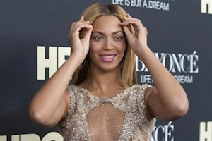 "Singer Beyonce attends HBO's New York premiere of her documentary ""Beyonce - Life is But a Dream"" in New York"