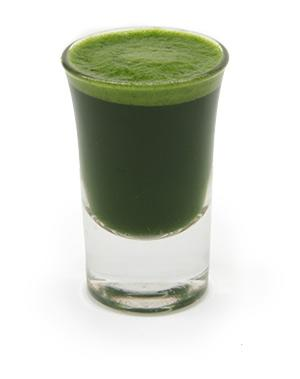 Wheatgrass Cleanse