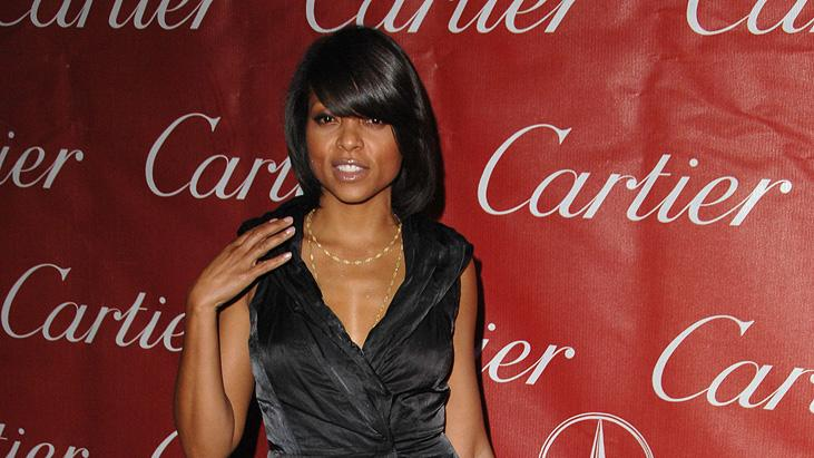 Palm Springs International Film Festival Awards Gala 2008 Taraji P. Henson