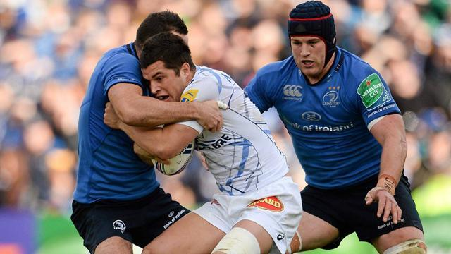 Heineken Cup - McGrath try helps seal Leinster win