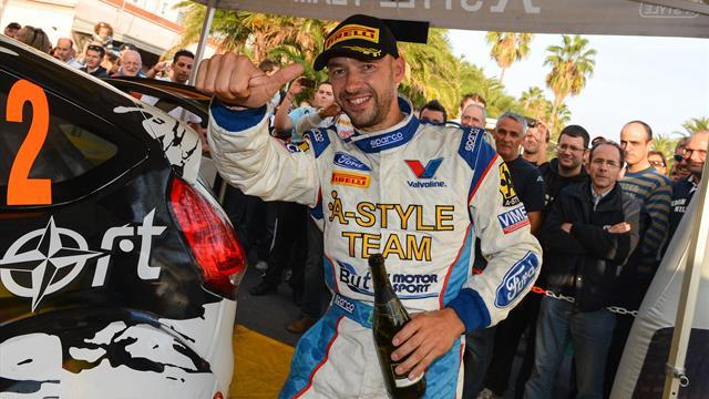 ERC - Sanremo bosses prepare for ERC return