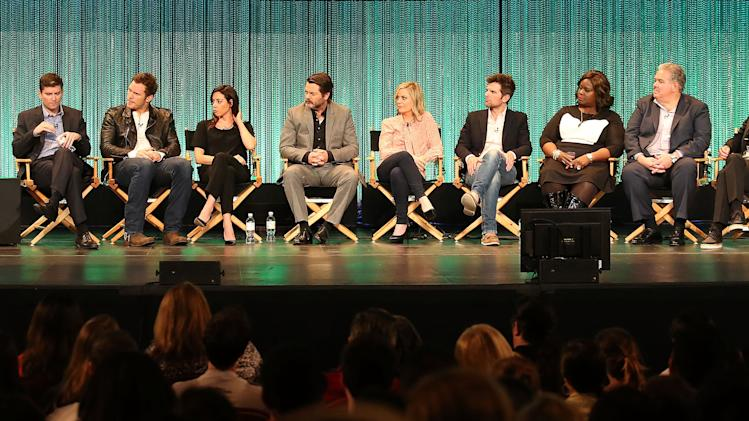"The Paley Center For Media's PaleyFest 2014 Honoring ""Parks And Recreation"""