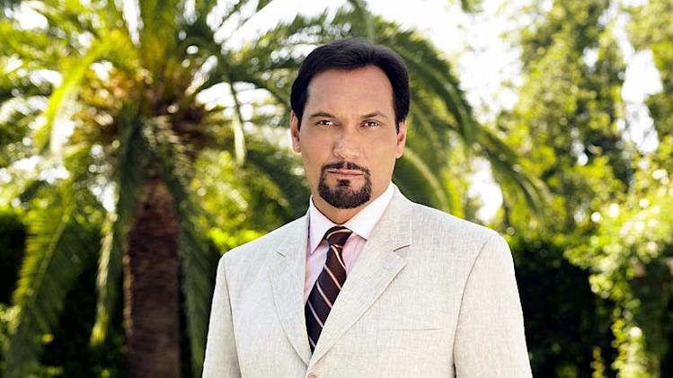 Jimmy Smits stars as Alex Vega in Cane.