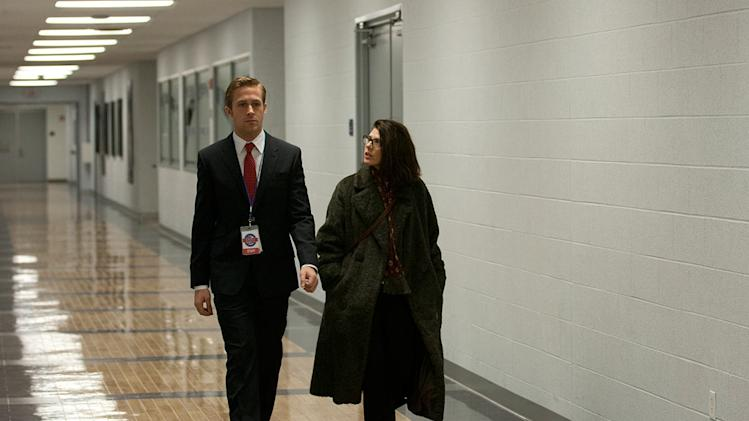 The Ides of March 2011 Columbia Pictures Ryan Gosling Marisa Tomei