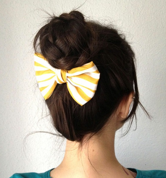 Braided Bun