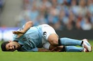 Aguero to travel with Manchester City squad ahead of Real Madrid clash, confirms Mancini