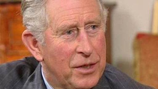 Prince Charles: 'I Worry' About Harry's Deployment