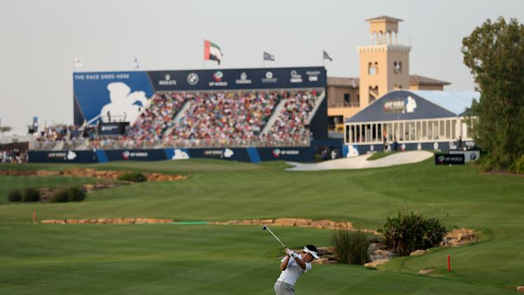 DP World Tour Championship - Day Three