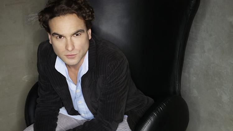 "Johnny Galecki stars as Leonard on ""The Big Bang Theory."""