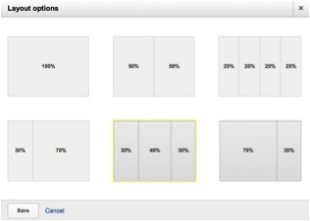4 New Ways to Personalize Google Analytics image GoogleAnalytics layoutoptions