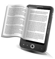 Reach Tablet and E Reader Users with E Books image ereader and ebook