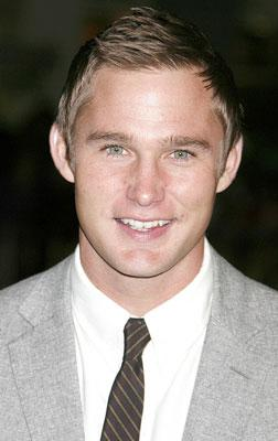 Brian Geraghty at the Hollywood premiere of Warner Bros. Pictures' We Are Marshall