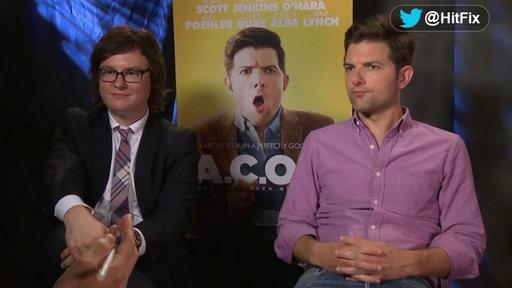 Clark Duke and Adam Scott Hint Plot Hot Tub Time Machine 2