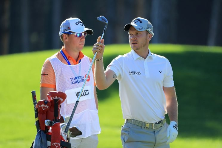 Danny Willett has been struggling since winning the Masters. (Getty Images)