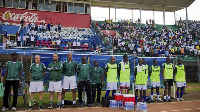 World Cup - Frustrated Sierra Leone coach quits