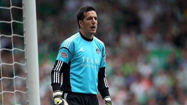 Scottish Football - Langfield aims for second party