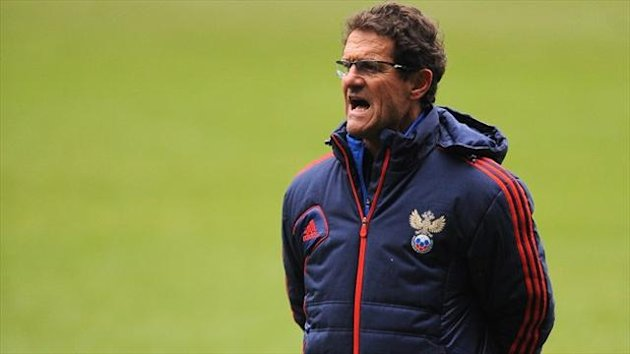 Fabio Capello is set to be in charge when Russia host the 2018 World Cup