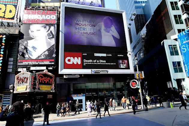 New Yorkers Remember Whitney Houston On The Day Of Her Funeral