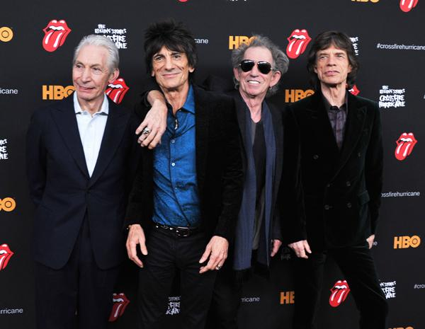 Rolling Stones Launch Official App