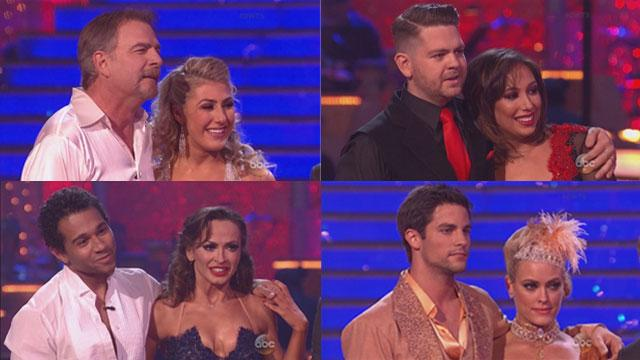 It's in His Slips: A Surprising 'DWTS' Elimination