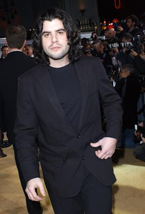 Sage Stallone pictured at the premiere of 'Rocky Balboa' at the Grauman's Chinese Theatre in Hollywood on December 13, 2006 -- WireImage