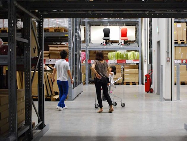 Some have joked that IKEA's labyrinthine stores and hard-to-assemble furniture can ruin relationships.