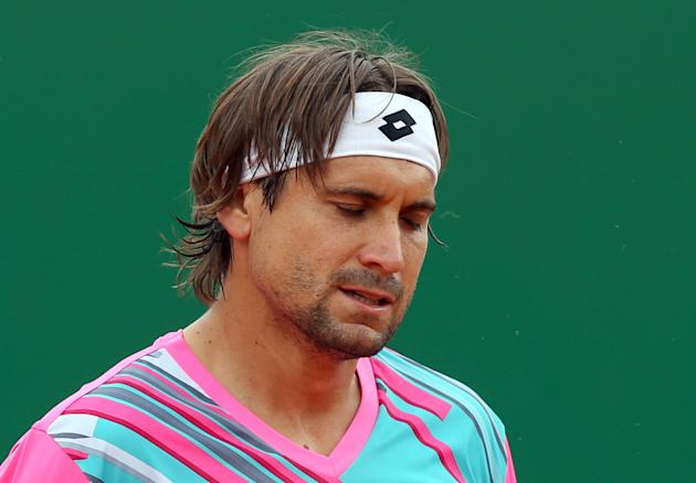 Ferrer ousted by another Russian at Barcelona Open