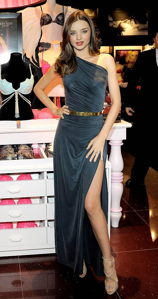 Miranda Kerr VS Store Launch