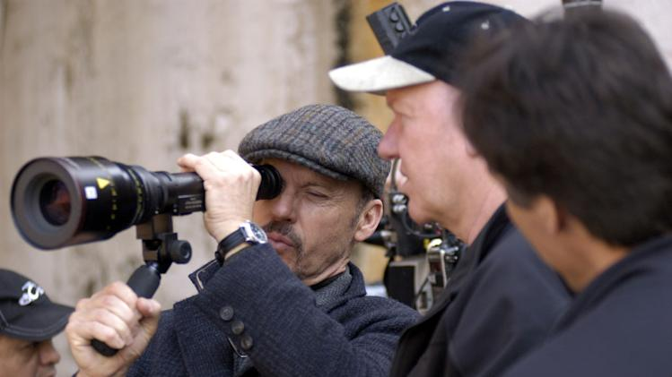 Director Michael Keaton The Merry Gentleman Production Stills Samuel Goldwyn 2009
