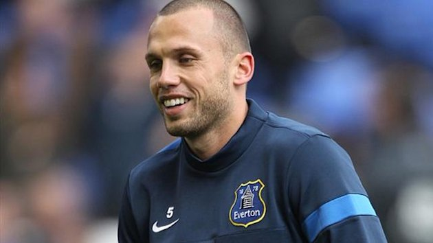 Johnny Heitinga, Everton (PA Sport)