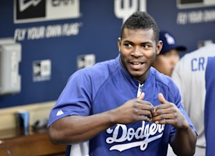 Puig has hit only one home run since July 4. (Getty Images)