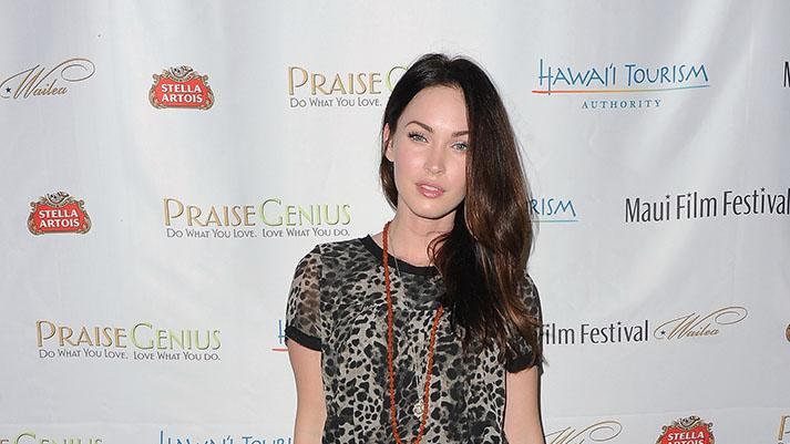 2011 Maui Film Festival At Wailea - Day 1: Megan Fox