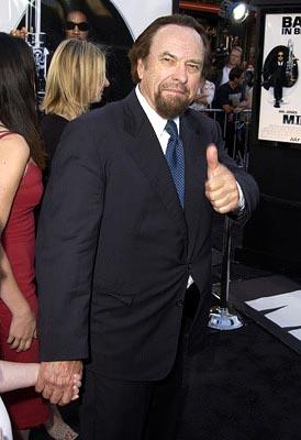 Premiere: Rip Torn at the LA premiere of Columbia's Men in Black II - 6/26/2002